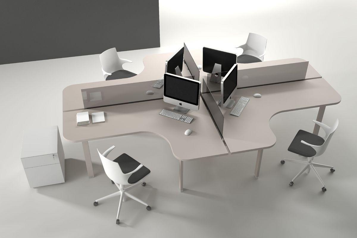 Arredamento per ufficio ikea coppia di librerie ikea for Ikea scrivanie ufficio